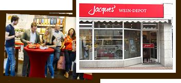 Jacques' Wein-Depot Frankfurt-Zentrum