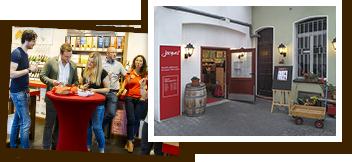 Jacques' Wein-Depot Mainz-Neustadt