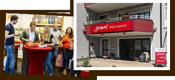 Jacques' Wein-Depot Ottobrunn-Riemerling