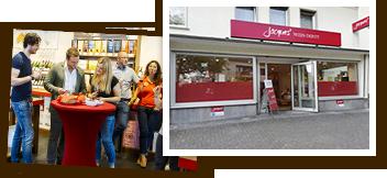 Jacques' Wein-Depot Bergisch Gladbach-Hebborn