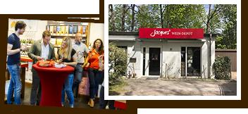 Jacques' Wein-Depot Hamburg-Rissen