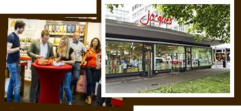 Jacques' Wein-Depot Berlin-Charlottenburg