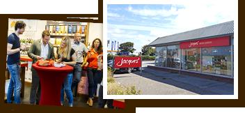 Jacques' Wein-Depot Sylt/Westerland