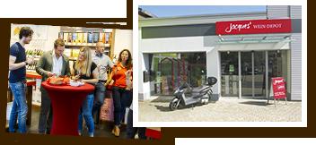 Jacques' Wein-Depot Bad Hersfeld