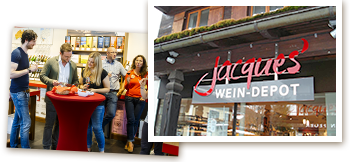 Jacques' Wein-Depot Tegernsee