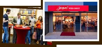 Jacques' Wein-Depot Köln-Sülz