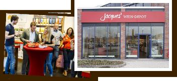 Jacques' Wein-Depot Mülheim-Dümpten