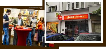 Jacques' Wein-Depot Berlin-Wilmersdorf