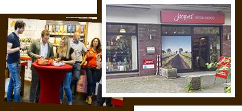 Jacques' Wein-Depot Duisburg-Duissern