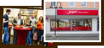 Jacques' Wein-Depot Bottrop-Zentrum