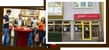 Jacques' Wein-Depot Stuttgart-Vaihingen