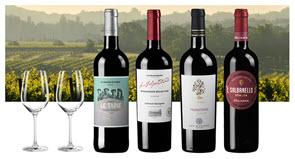 Wein-Probierpakete