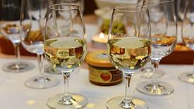 Edelsüße Weißweine