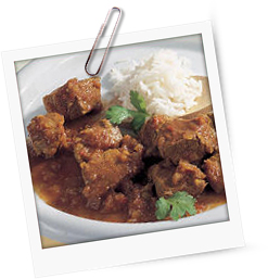 Indisches Lammcurry