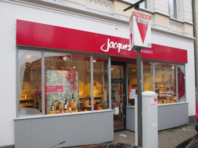 Jacques' Wein-Depot Düsseldorf-Unterbilk