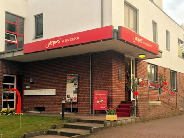 Jacques' Wein-Depot Hamburg-Poppenbüttel