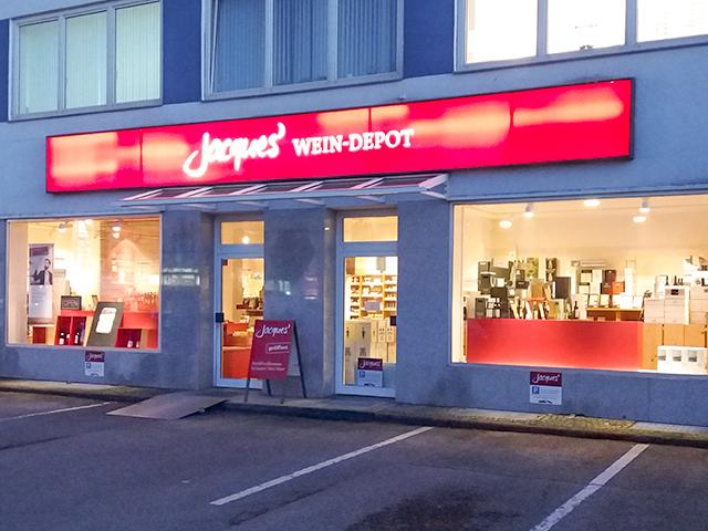 Jacques' Wein-Depot München-Pasing/Neuaubing