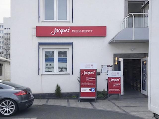 Jacques' Wein-Depot Neu-Isenburg