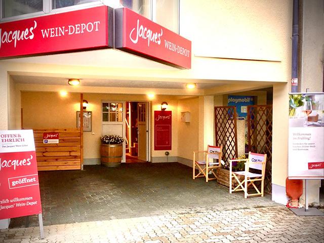 Jacques' Wein-Depot Bergisch Gladbach-Bensberg