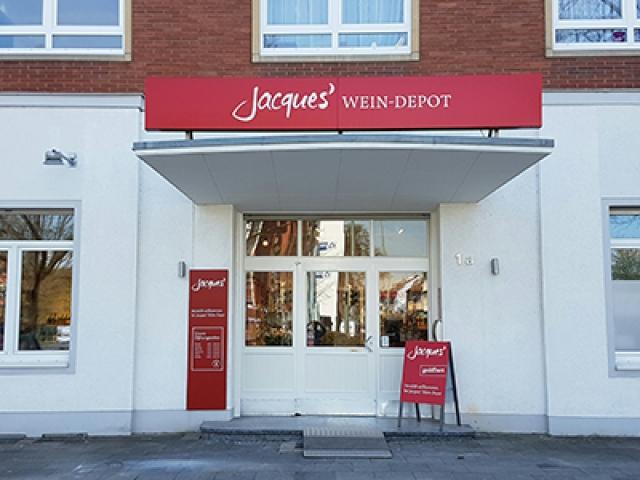 Jacques' Wein-Depot Neuss-Mitte