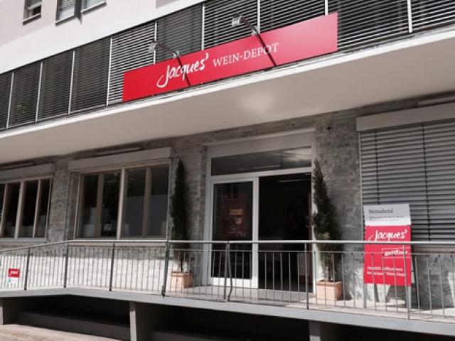 Jacques' Wein-Depot Freiburg-Herdern