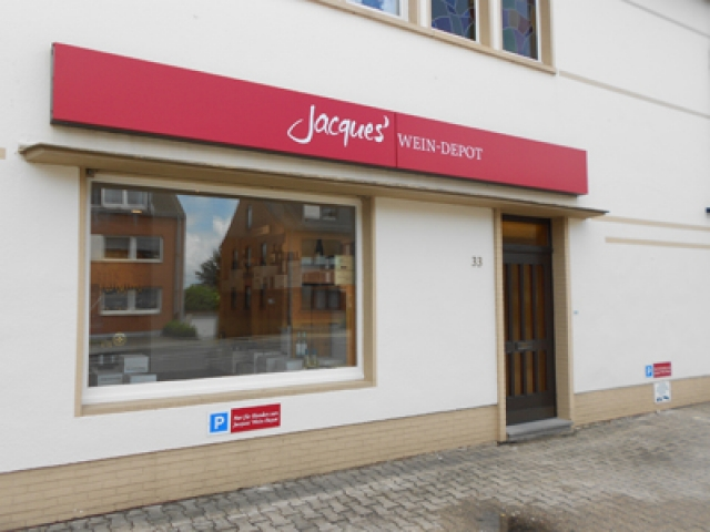 Jacques' Wein-Depot Aachen-Brand