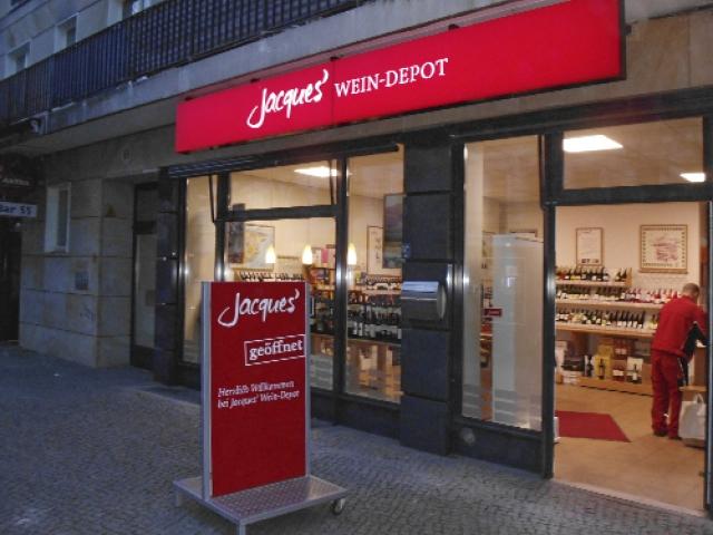 Jacques' Wein-Depot Berlin-Prenzlauer Berg