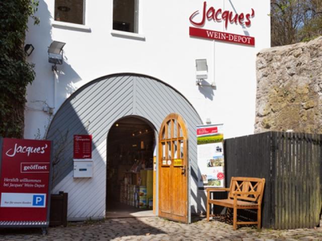 Jacques' Wein-Depot Wuppertal-Vohwinkel / Schloss Lüntenbeck