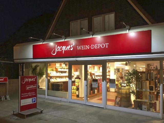 Jacques' Wein-Depot Hamburg-Neugraben-Fischbek