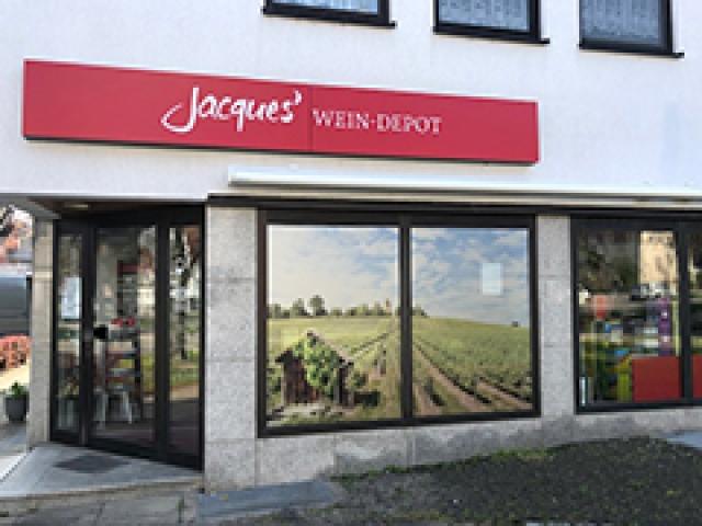 Jacques' Wein-Depot Stuttgart-Weilimdorf