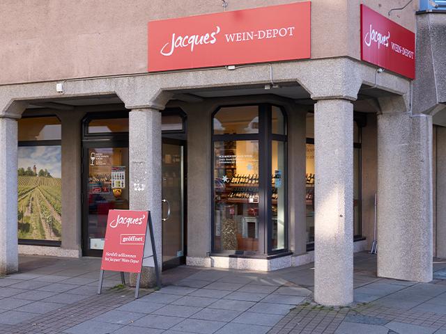 Jacques' Wein-Depot Stuttgart-Degerloch