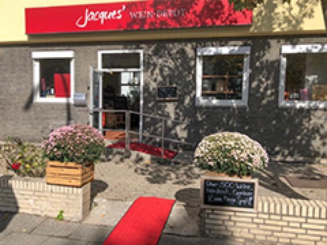 Jacques' Wein-Depot Hamburg-Eppendorf