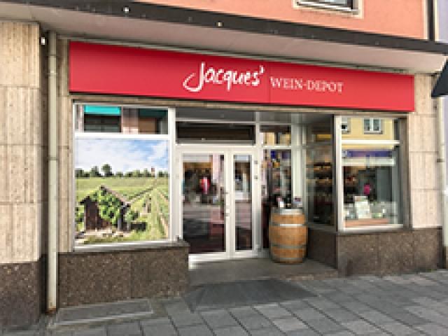 Jacques' Wein-Depot Fürstenfeldbruck