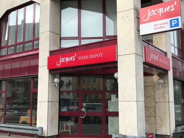 Jacques' Wein-Depot Pforzheim