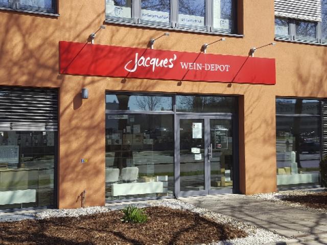 Jacques' Wein-Depot Regensburg-Prüfening