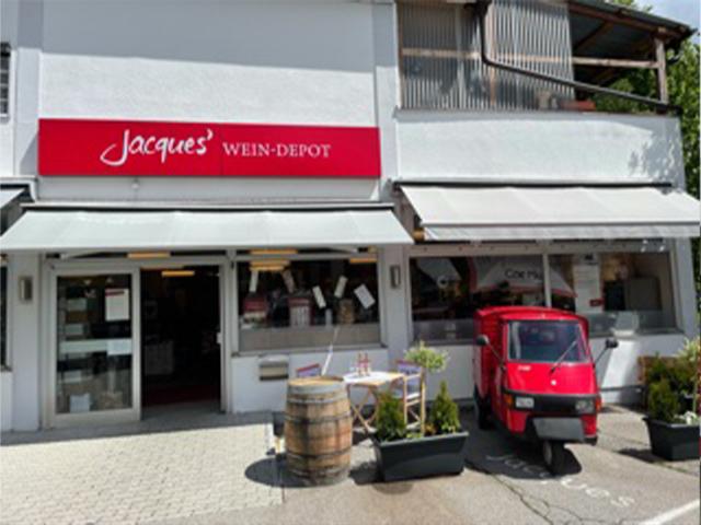 Jacques' Wein-Depot Gröbenzell