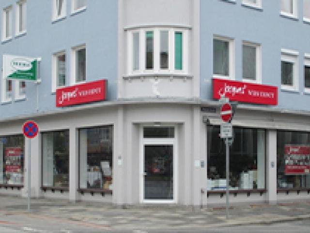 Jacques' Wein-Depot Bremerhaven