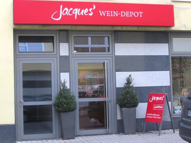 Jacques' Wein-Depot Frankfurt-Bockenheim