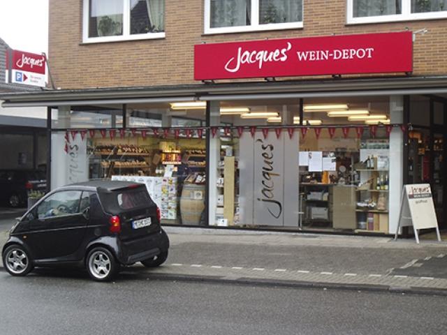Jacques' Wein-Depot Haan