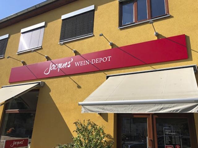 Jacques' Wein-Depot Berlin-Friedrichshagen