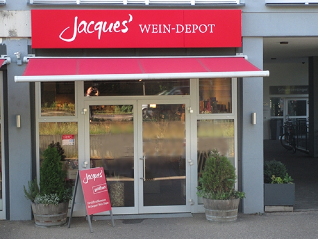 Jacques' Wein-Depot Ludwigsburg