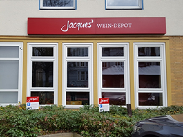 Jacques' Wein-Depot Hannover-List
