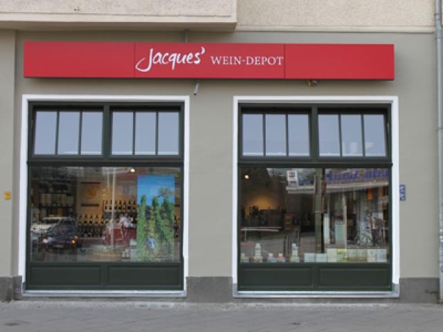 Jacques' Wein-Depot Berlin-Pankow