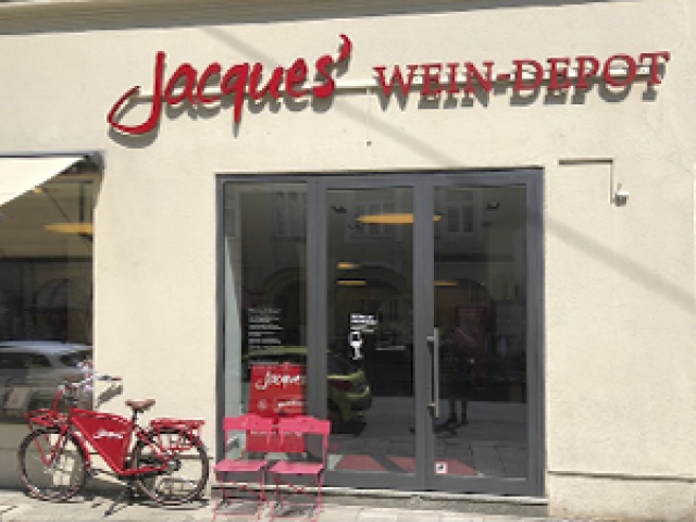 Jacques' Wein-Depot München-Schwabing