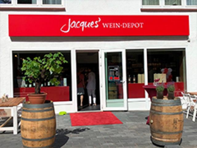Jacques' Wein-Depot Hamburg-Volksdorf