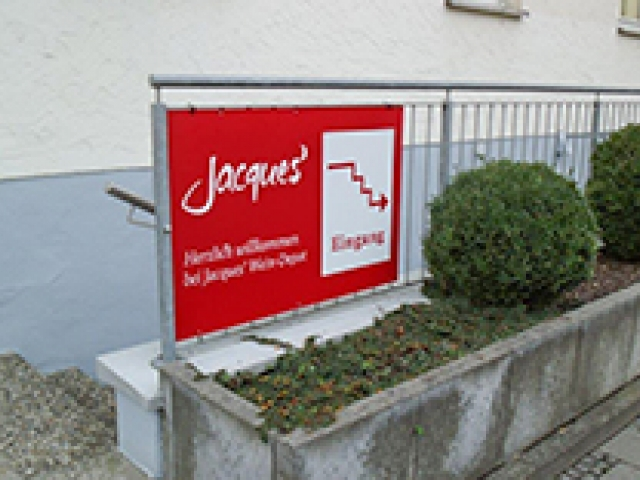 Jacques' Wein-Depot Regensburg-Kasernenviertel