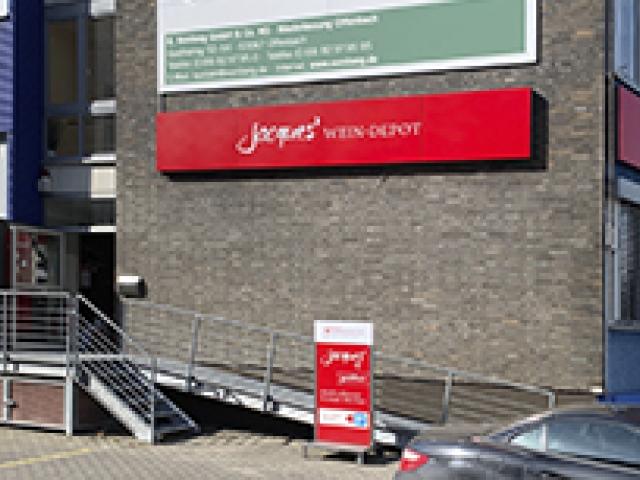 Jacques' Wein-Depot Offenbach-Kaiserlei