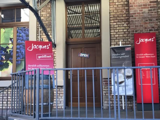 Jacques' Wein-Depot Heidelberg-Bergheim