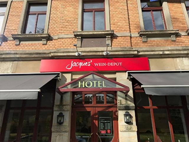 Jacques' Wein-Depot Dresden-Löbtau