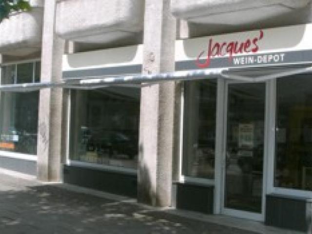 Jacques' Wein-Depot Leipzig-Plagwitz